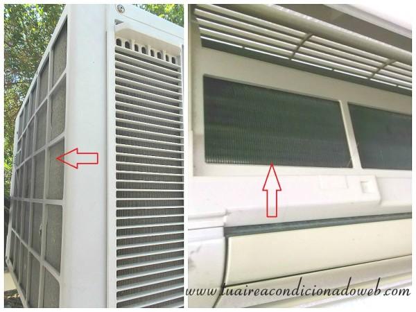 Intercambiadores de aire acondicionado