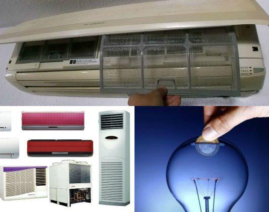 Trucos para ahorrar electricidad con el aire acondicionado - Trucos ahorrar luz ...