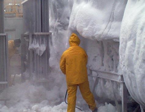 Camara de enfriamiento