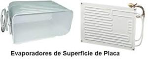 evaporadores de placas