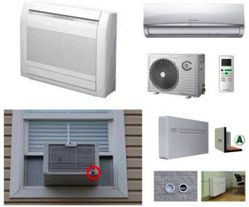 Aire acondicionado de pared lo que debes saber for Aire acondicionado aparato exterior