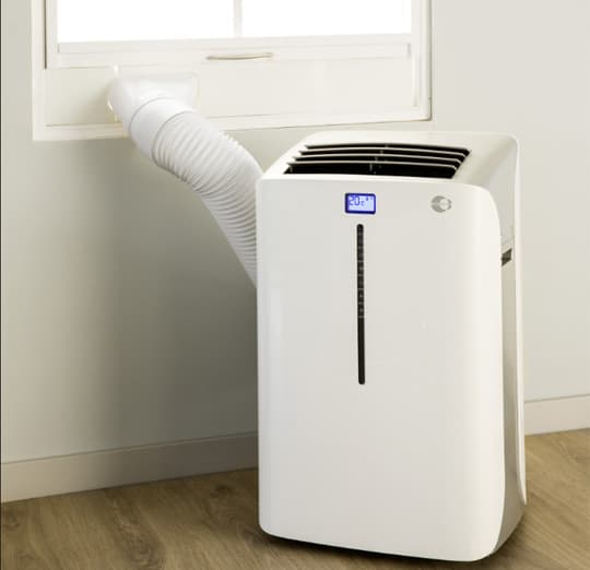 Aire acondicionado port til con tubo mono tubo y doble tubo for Comparativa aire acondicionado portatil