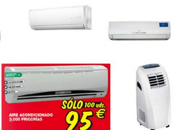 Aire acondicionado carrefour consejos para comprar for Aire acondicionado bricodepot 169 euros