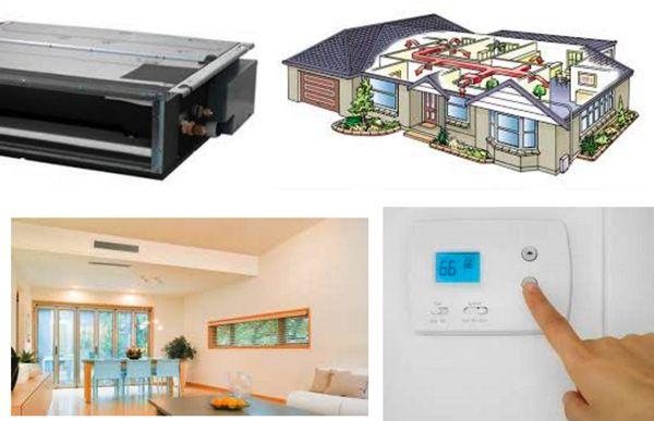 Aire acondicionado centralizado y sus ventajas for Aire acondicionado oficina