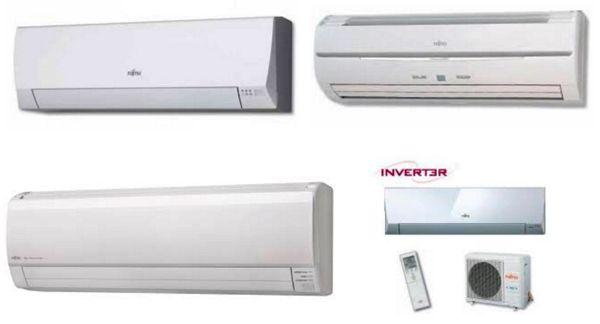 Aire acondicionado fujitsu caracter sticas y opiniones for Aire acondicionado 3500 frigorias inverter