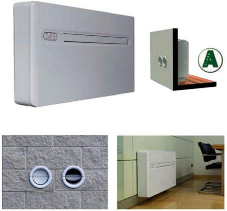 Aire acondicionado sin unidad exterior opiniones y for Aire acondicionado aparato exterior
