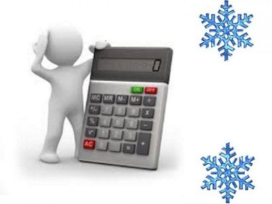 calculadora de frigorias