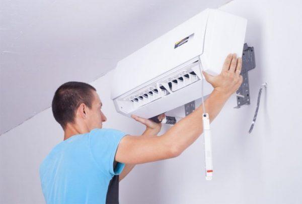 Instalaci n de aire acondicionado puntos m s importantes for Temperatura de salida de aire acondicionado split
