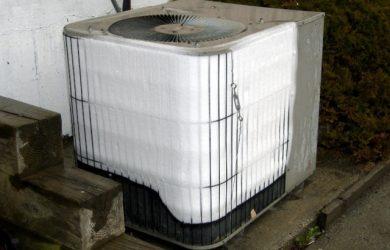 porque se congela el aire acondicionado