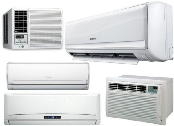 clasificaci n de los sistemas de aire acondicionado